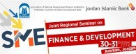 "ADFIMI – Jordan Islamic Bank Joint Regional Seminar on ""SME FINANCE & DEVELOPMENT"", Amman, Jordan, 30-31 October 2018"